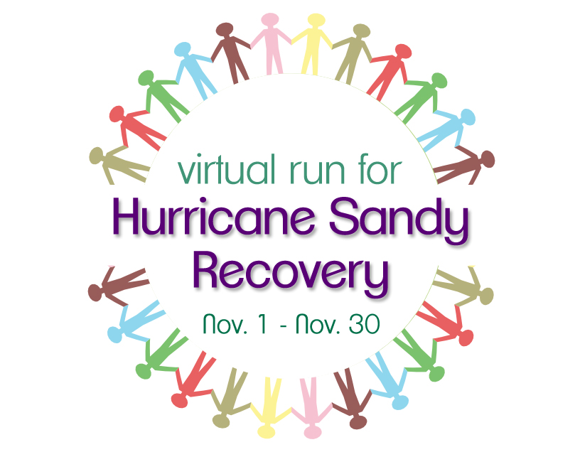 Virtual Run for Hurricane Sandy Recovery